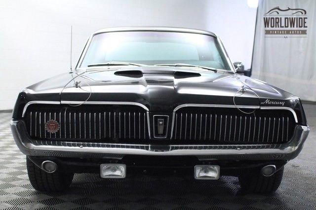 1968 Mercury Xr7-G Tribute