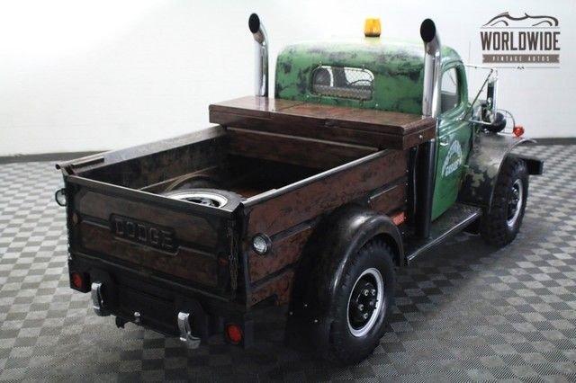 1942 Dodge Power Wagon