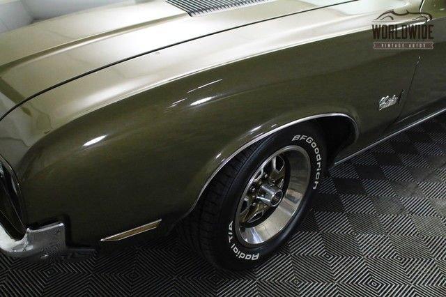 1972 Oldsmobile Cutlass S
