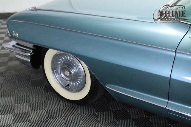 1961 Cadillac Biarritz Convertible