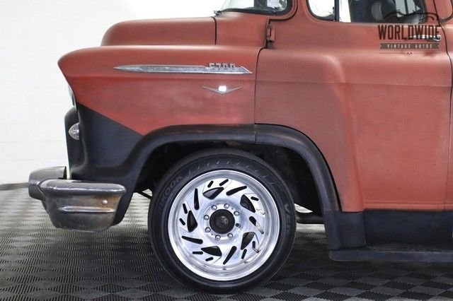 1957 Chevrolet Coe