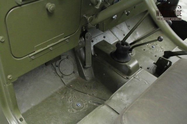 1954 Willys Jeep M38A1