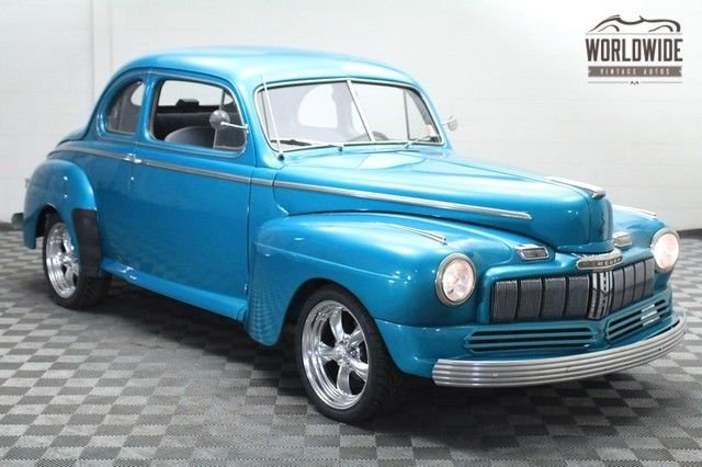 1947 mercury restomod