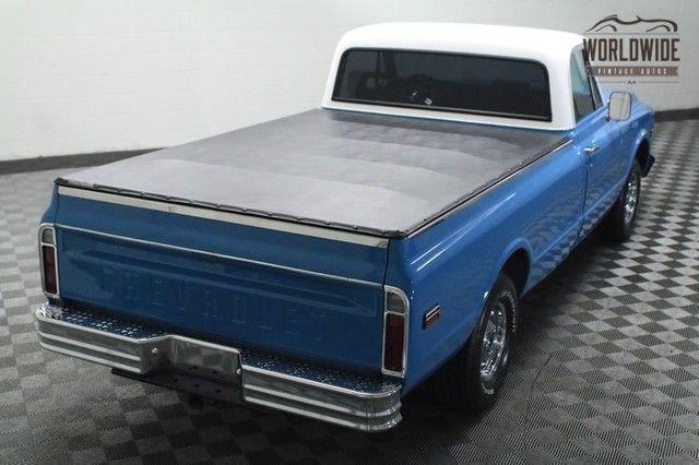 1971 Chevrolet C10 Show Truck