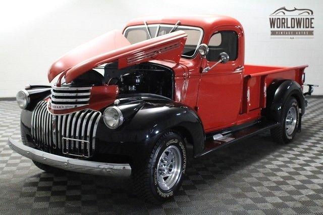 1946 chevrolet rare 3 4 pick up