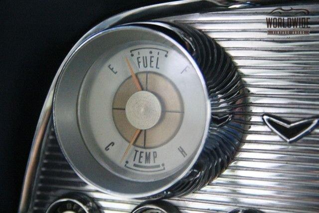 1960 Ford Thunderbird Convertible