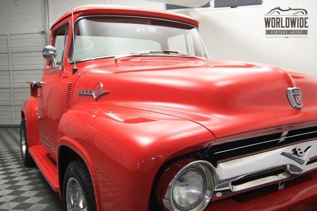 1956 Ford F100 Street Rod