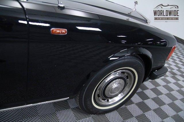 1984 Rolls Royce Silver Spirit!