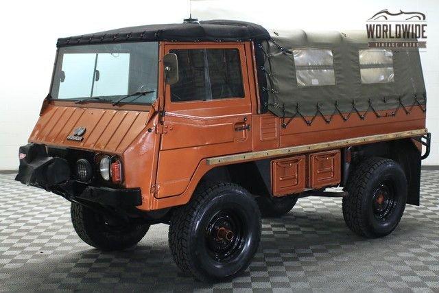 1974 Penzgauger Steyr Puch