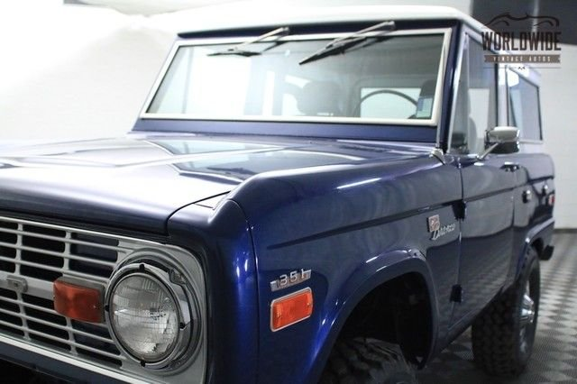 1970 Ford Bronco Sport 4X4