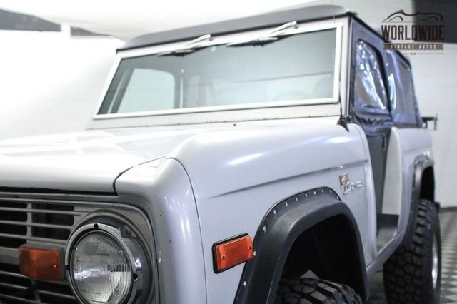 1975 Ford Bronco 4X4