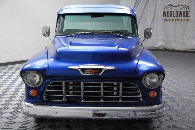 1956 Chevrolet 3100 Short Bed Stepside