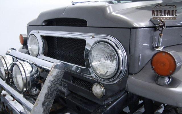 1965 Toyota FJ40
