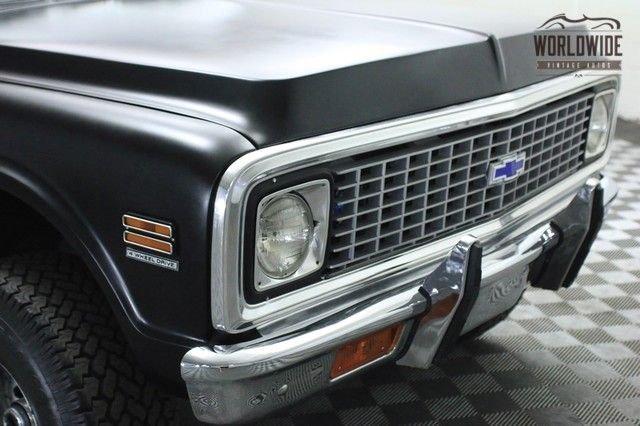 1970 Chevrolet Cheyenne C-10
