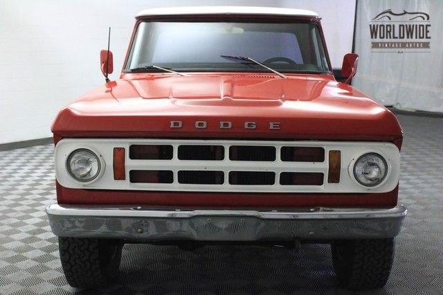1969 Dodge Power Wagon