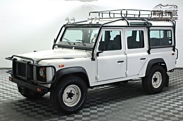 1993 Land Rover Defender