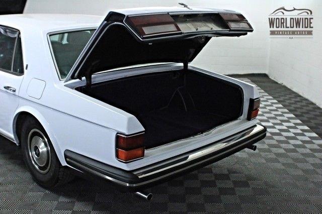1982 rolls royce silver spur