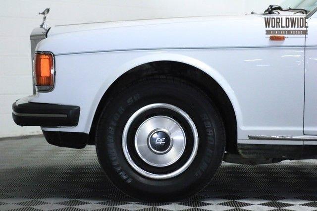 1982 Rolls Royce Silver Spur!