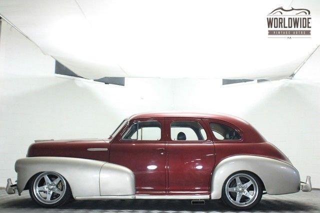 1947 Chevrolet Sylemaster