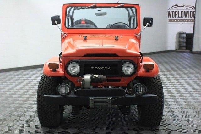 1974 Toyota Fj-40
