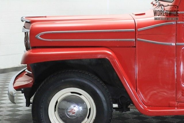 1964 Willys Kaiser Station