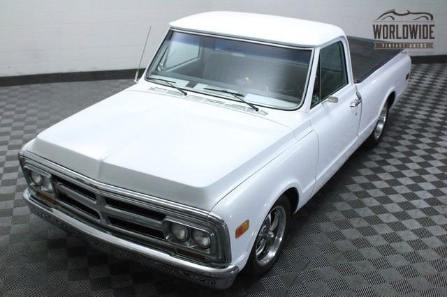 1970 GMC Resto Rod Pick Up Fast