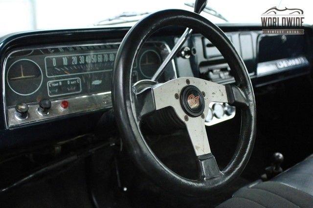 1966 Chevrolet C10 Stepside