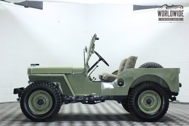 1948 Jeep Willys