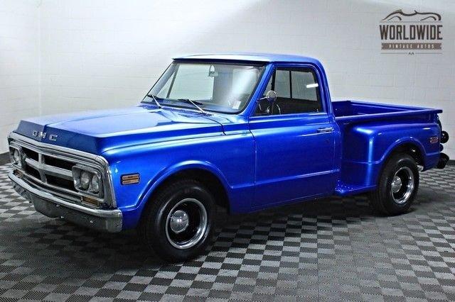 1970 GMC C10