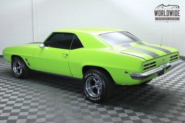 1969 Pontiac Firebird Restomod! Restored!