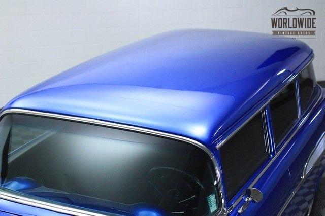 1957 Chevrolet Bel Air 210 Wagon Pro Touring