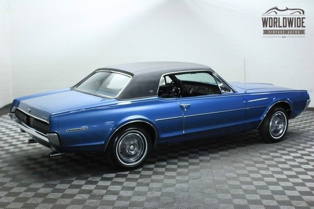 1967 Mercury Cougar Xr7! Completely Restored And Stunning!