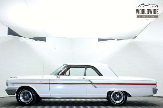 1964 ford fairlane 500 coupe v8