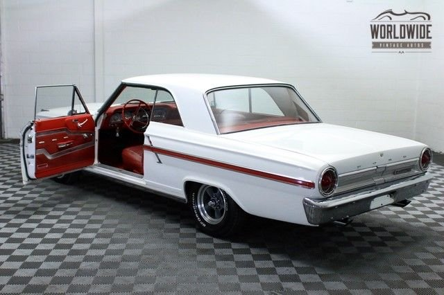 1964 Ford Fairlane 500 Coupe! V8!