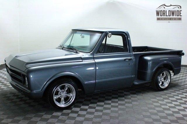 1967 Chevrolet C10 Shortbed Custom Pickup