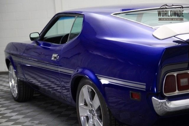 1972 Ford Mustang Mach 1!