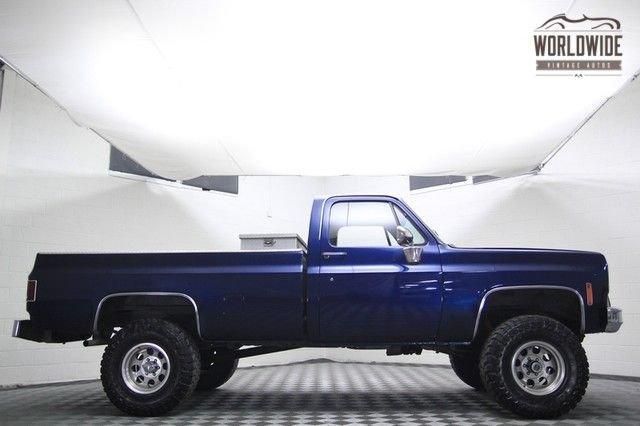 1977 chevrolet 1 2 ton
