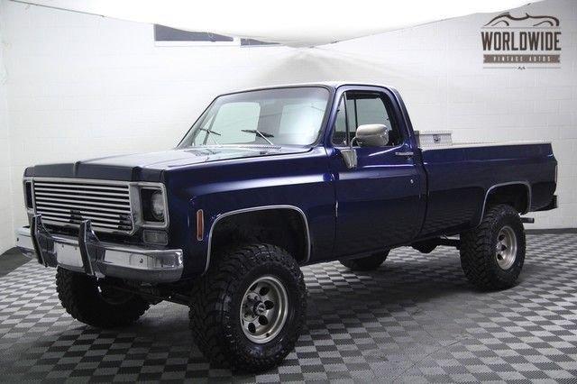 1977 Chevrolet 1/2 Ton