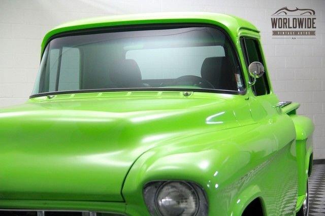 1955 Chevrolet Custom Street Rod Pickup