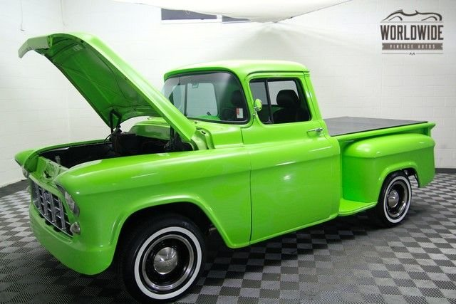 1955 Chevrolet Custom Street Rod Pickup