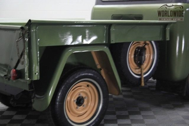 1957 Jeep Fc 150 Forward Control