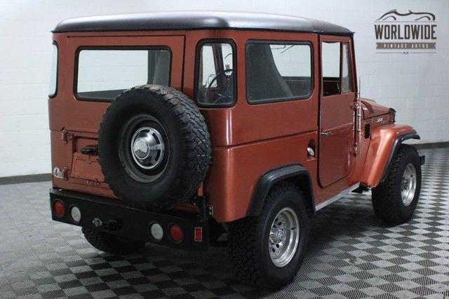 1966 Toyota Fj40 Land Cruiser