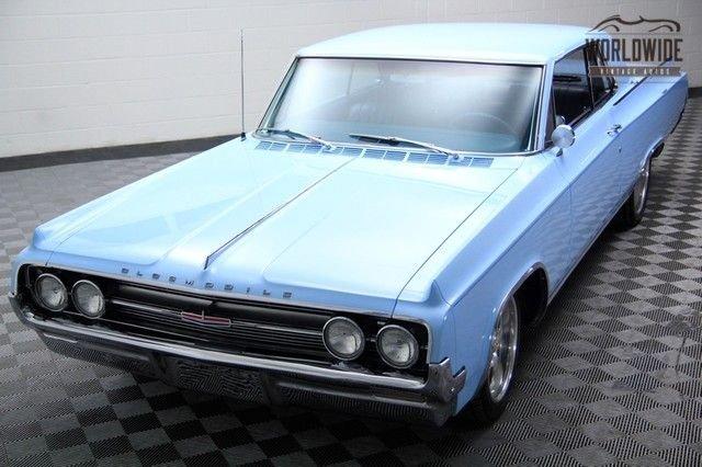 1964 Oldsmobile Jetstar I! Restored Restomod! V8! Customized!