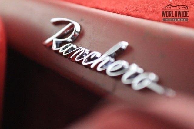 1964 Ford Ranchero Custom!