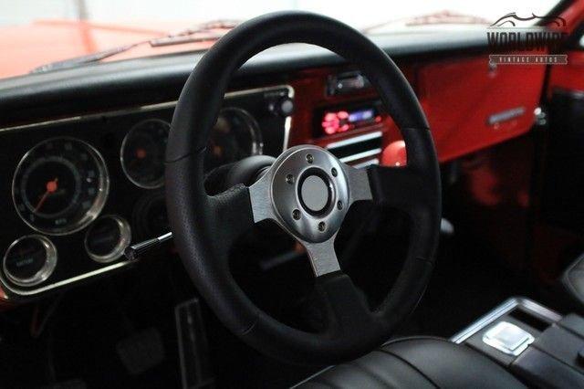 1970 Chevrolet Blazer K-5