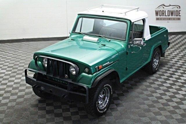 1969 Jeep Jeepster Commando