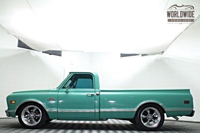 1968 Chevrolet C10 Show Truck