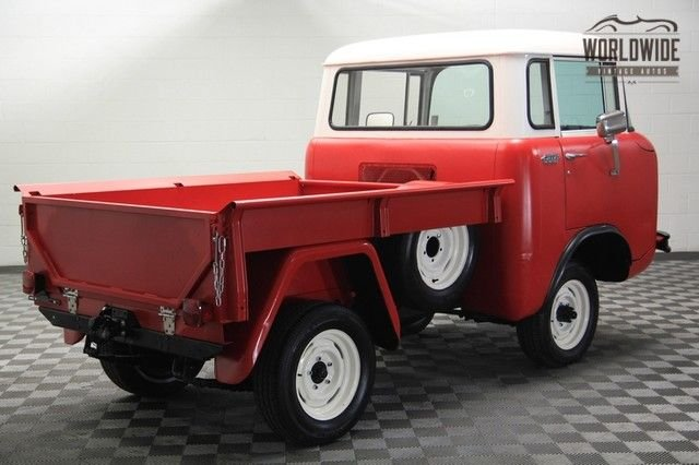 1960 Jeep Willy'S Fc150