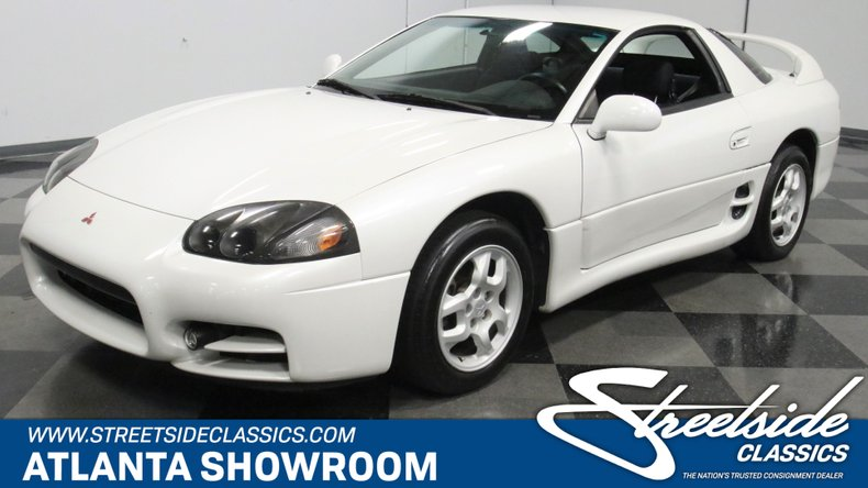 used 1999 Mitsubishi 3000GT car, priced at $15,995