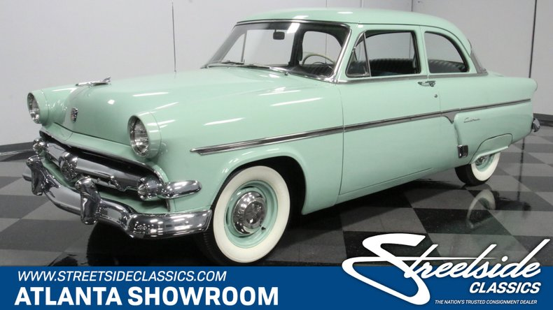 used 1954 Ford Customline car, priced at $19,995
